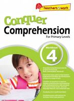 Conquer Comprehension Workbook 4 - New Edition | YEAR 4