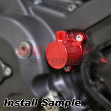 CNC Red Clutch Slave Cylinder For Ducati ST2 ST3 ST3S ST4 ABS All Year