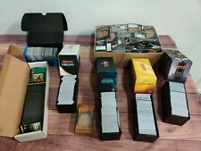 Magic The Gathering (MTG) Previously Owned Collection Huge Collection Set Lot
