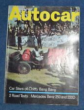 December Weekly Motor Magazines