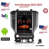 """11.8""""Tesla Style Car Android GPS Navi Radio 2+32GB For Ford Mustang 2015-2019"""