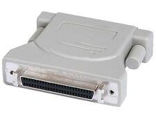 SCSI 2 Adapter HPDB 50/HPDB50 Female HPDB50F to DB25 Male/M DB-25 Connector