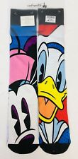 Disney Adult Socks - Mickey Mouse and Friends Comic New Goofy Donald Minnie