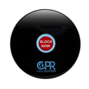 CPR SHIELD Call Blocker Stop Unwanted Nuisance And Spam Calls On Home Line