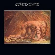 Atomic Rooster Death Walks Behind You CD 14 Tracks 2004