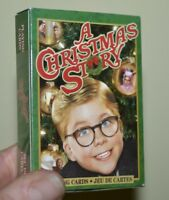 A Christmas Story Playing Cards Officially Licensed Cards