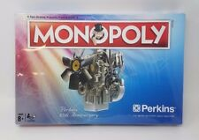 Rare Special Limited Release Monopoly - Perkins Motors 85th Anniversary, New