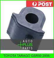 Fits TOYOTA TARAGO GSR50 2006- - FRONT STABILIZER BAR BUSH LEFT D24.5