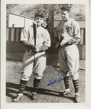 "Babe Herman Autographed 8"" x 10"" Photo"
