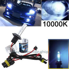 2x Xenon HID Conversion Bulb Ballast headlight H7 10000K 35W Brilliant Blue
