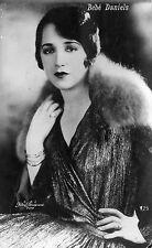 Usa Silent Movie Actress Bebe' Daniels (C), Dated 1926, Ed. Ballerini Fratini m