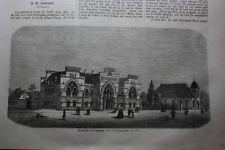 1864 clave 21/Fredericia ayuntamiento