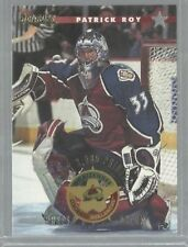 1996-97 Donruss Press Proofs #112 Patrick Roy (ref38881)