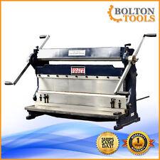 "Bolton Tools 30"" Combo 3 in 1 Sheet Metal Machine Shear Brake and Roll SBR3020"