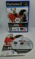 FIFA 08 Video Game for Sony PlayStation 2 PS2 PAL TESTED