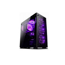 ABKO NCORE Aurora RGB Tuning LED Tempered glass ATX Middle Tower Computer Case