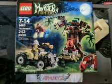 LEGO Monster Fighters The Werewolf (9463) Sealed