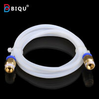 1M 3D Printer PTFE Tube with PC4-M6 Fittings for Long-distance Hotend for 1.75mm