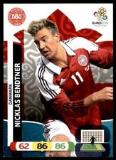 PANINI EURO 2012 ADRENALYN XL - Danmark NICKLAS BENDTNER (carte de base)