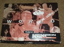 Roland SR-JV80-05 World Expansion Board with Box