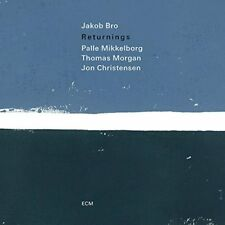 Returnings Jakob Bro Audio-cd 2018