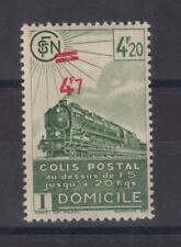 France année 1943 timbre colis postaux livraison à domicile N° 206* réf 5791