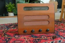 More details for murphy a122 valve radio vintage 1947 excellent working condition tidy tidy