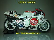 MINICHAMPS 1/12 KEVIN SCHWANTZ SUZUKI RGV500 1993 WORLD CHAMPION FULL SPONSOR