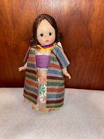 "Vintage Madame Alexander 8"" MOROCCO Moroccan Girl Bent Knee Doll"