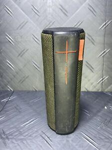 Logitech UE Boom S‑00122 Wireless Bluetooth Speaker - BROKEN
