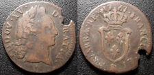 Louis XV - 1 sol d'aix 1767 &, AIX - in -Provence - L4L.517