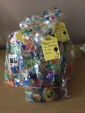 Boys & Girls Pre Filled Birthday Party Bags With Thank you Tag (minimum order 5)