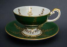 Aynsley Vintage Tea cup and Saucer - Gold vine gilding
