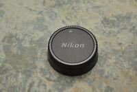 Genuine Nikon NIKKOR LF-1 Rear Lens Cap F AF AF-S Ai-S  Non Ai (#2794)