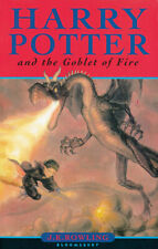 Harry Potter and the goblet of fire by J.K. Rowling (Paperback) Amazing Value