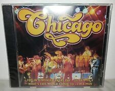 CD CHICAGO - FOREVER GOLD - BEST OF - NUOVO - NEW