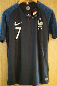 Frankreich Heim Nike Trikot Griezmann  7 Gr. M