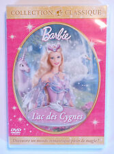 DVD DESSIN ANIME / BARBIE LAC DES CYGNES + BONUS