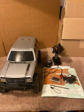 Redcat Everest Gen7 Sport 1/10 Scale Electric RC Rock Crawler Car 4x4 Silver