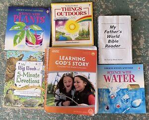 My Fathers World 1st Grade curriculum
