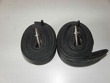 TUBO BICICLETTA 27x 1 1/4 32-633 2 pezzi con Sclaverandventil