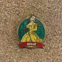 Princess Swirl Series - Belle Disney Pin 23939