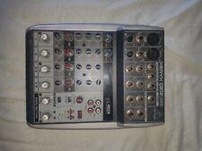 Behringer XENYX Q802USB Konsolen-Mischpult