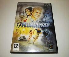 Runaway: A Road Adventure PC FX INTERACTIVE Spanish edition