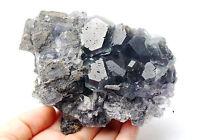 501.3g NATURAL Green.Blue FLUORITE Quartz Crystal Cluster  Mineral Specimen