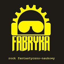 Fabryka - Rock Fantastyczno-Naukowy (CD) 2011 NEW