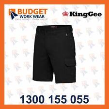 King Gee New G's Worker Short - 100% Cotton Technotex Drill-310gsm (K17100)