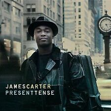 James Carter (Sax) - Present Tense (CD, 2008, Emarcy/BMG) NEW