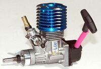 MOTOR RC de Gasolina RADIOCONTROL LEO POWER 15 Para escala 1:10 Modelismo NUEVO