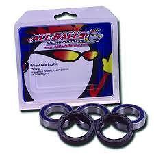 Honda XL125 Varadero Rear Wheel Bearings & Seal Kit, By AllBalls Racing